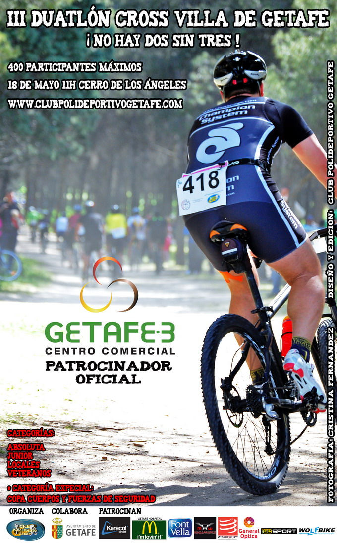 duatlón cross 2014