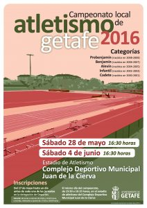 cto local atletismo 2016
