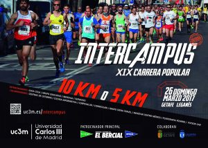 XIX Carrera Popular Intercampus
