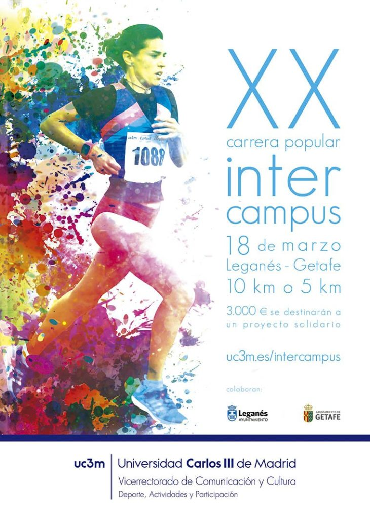 XX Carrera Popular Intercampus