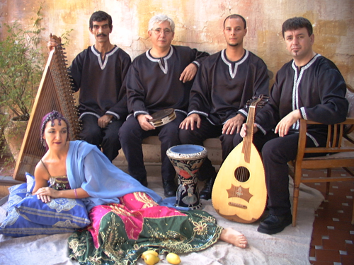 Suhail Ensemble