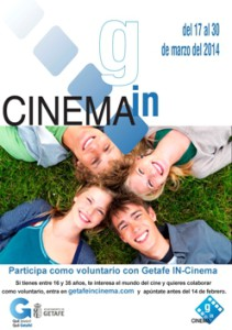 VOLUNTARIOS. getafeincinema