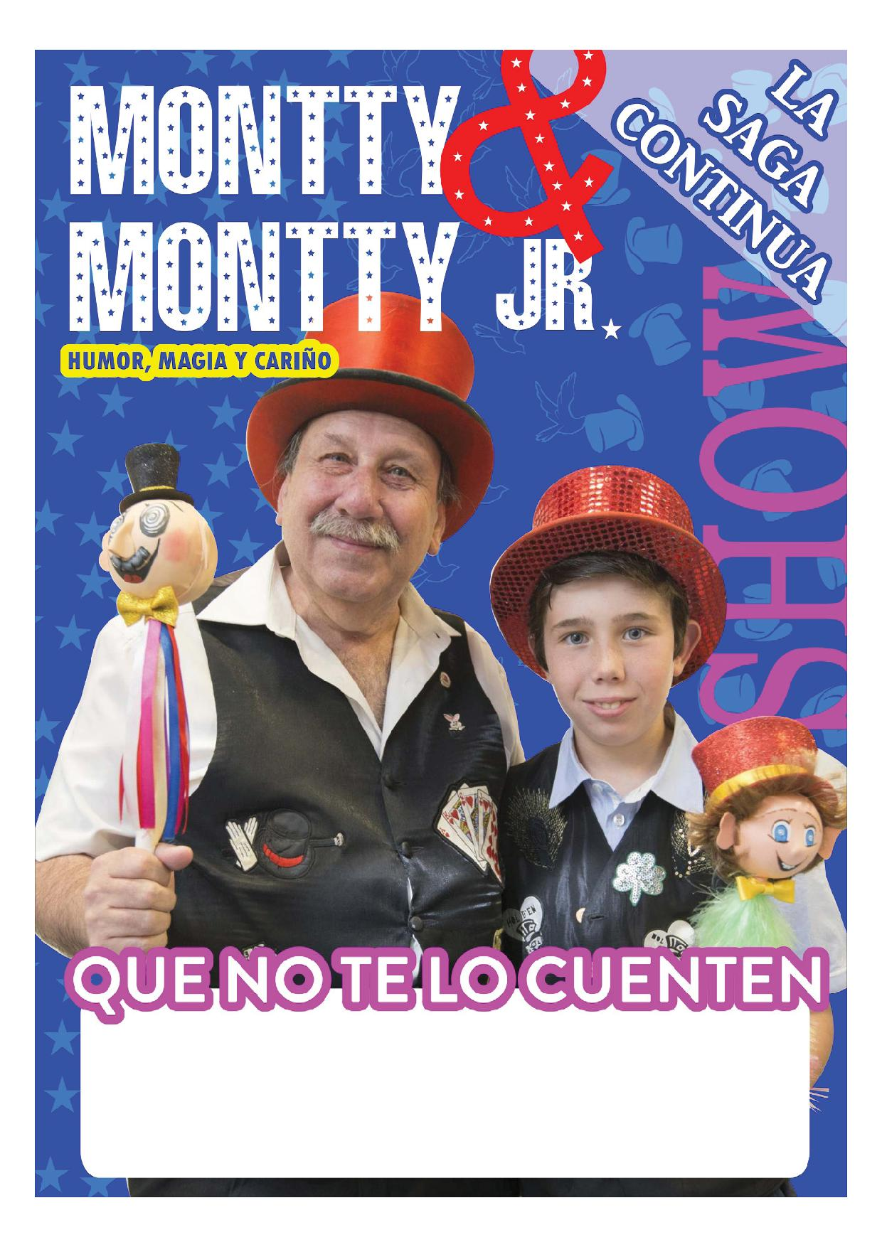 Montty y Montty